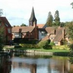 Whitchurch Mill Pond