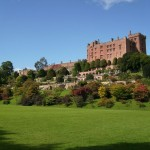 Powis Castle Terraces