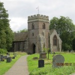 Bromfield Church, Ludlow