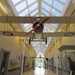 Bi-Plane at RAF Cosford Museum