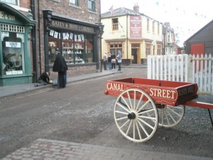 Canal Street, Blists Hill