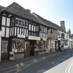 Much Wenlock Main Street